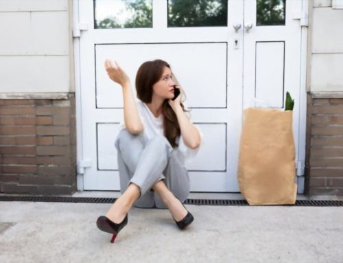 What To Do When You're Locked Out Of Your House